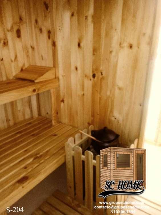 Fotos de Saunas fijos o portatiles 5