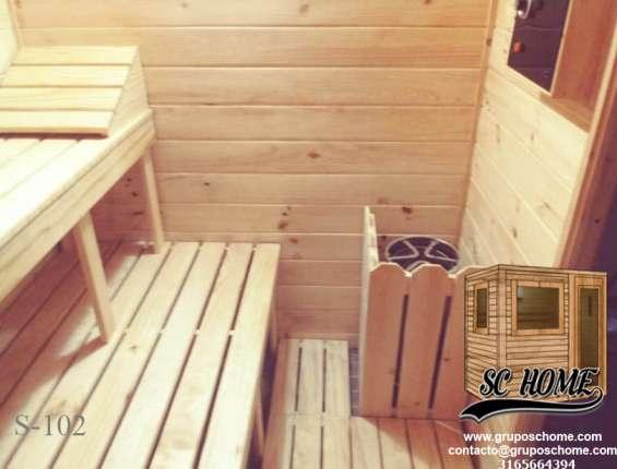 Fotos de Saunas fijos o portatiles 2