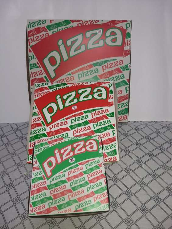 Caja pizza impresa