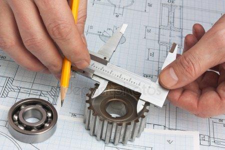 Fotos de Dibujante técnico manual y autocad ofrezco mis servicios para planchas y planos 2