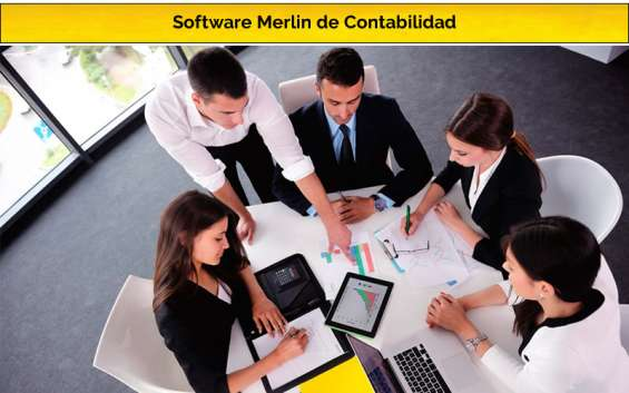 Software merlin para contabilidad