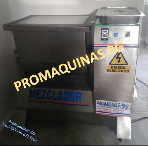 Fotos de Salsamentaría molino horno embutidor meszclador de carne 6