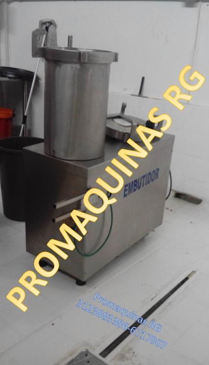 Fotos de Salsamentaría molino horno embutidor meszclador de carne 4