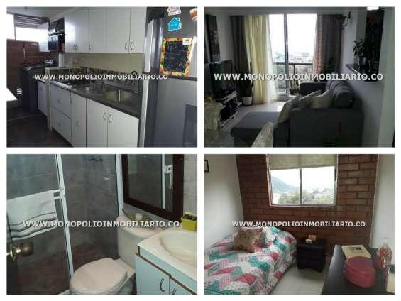 Apartamento en venta - sector vegas del parque, itagüi cod: 15968