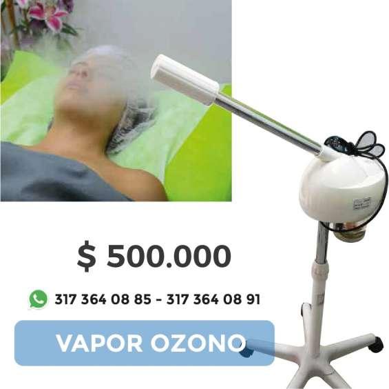 Equipo vapor ozono de segunda