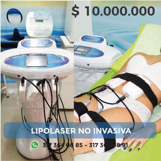 Lipolaser no invasiva