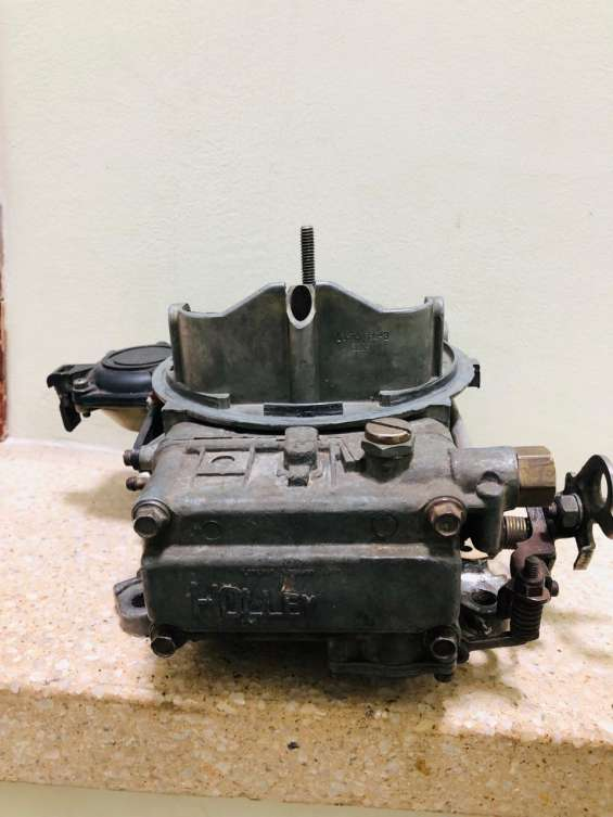Carburador holley 650