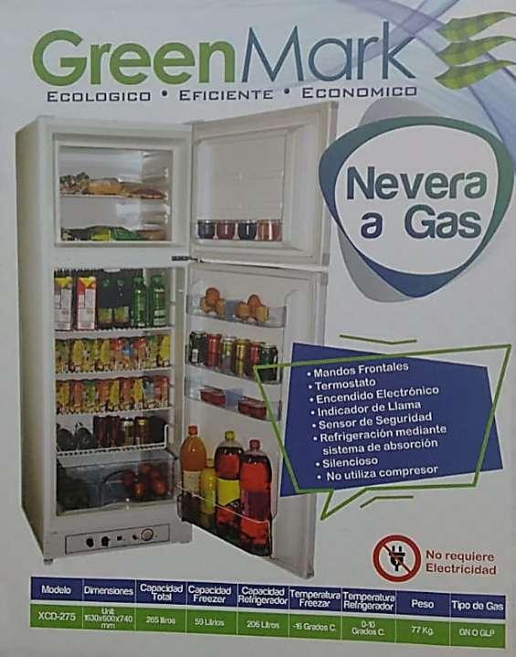 Fotos de Neveras y congeladores a gas natural o propano 5