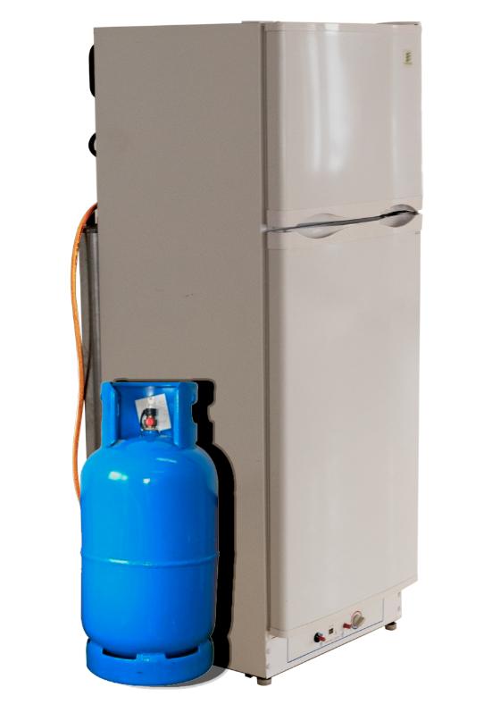 Fotos de Neveras y congeladores a gas natural o propano 3