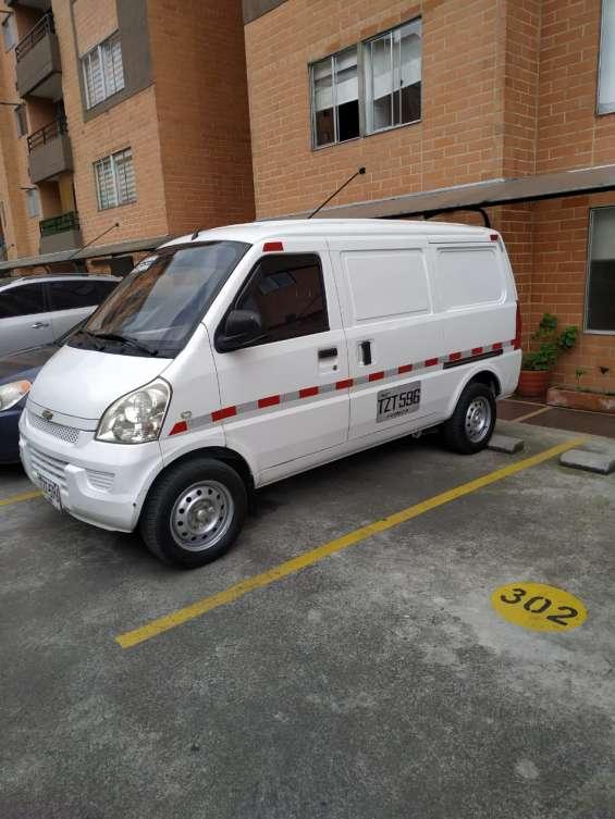 Camioneta n300 chevrolet en venta