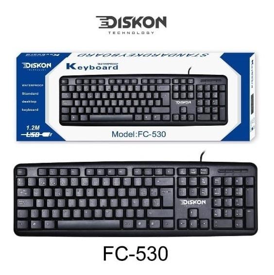 Teclado diskon fc-150