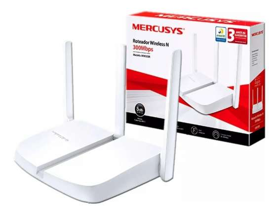 Router inalambrico n300mbps mw305r