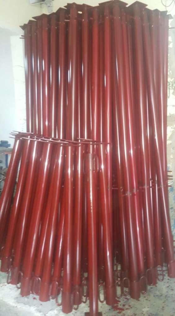 Paral metalico de 1.50 mt