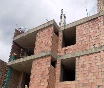 Se vende apartamento en obra gris en paipa