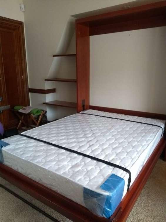 Diseñamos y producimos camas abatibles vertcales horizontales