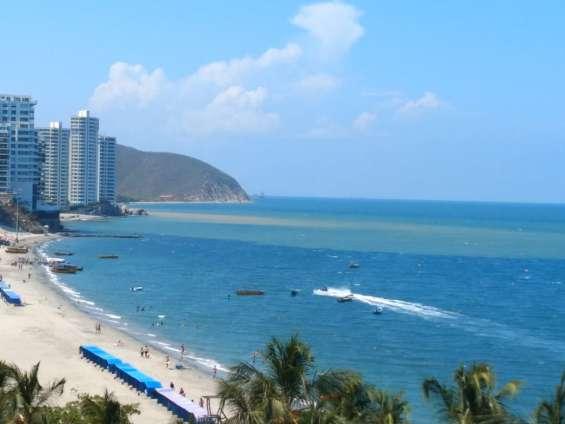 Apartamento frente al mar, rodadero santa marta