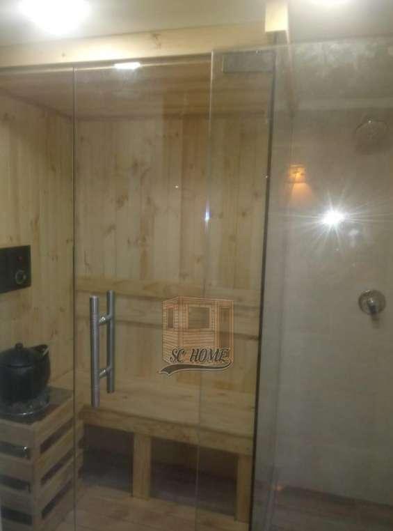 Saunas,generadores,calderas,turcos portatiles