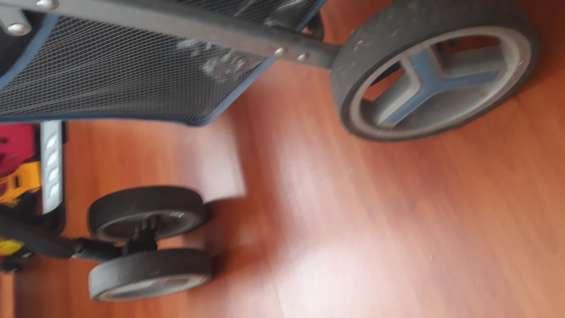 Las ruedas estan en perfectas condiciones