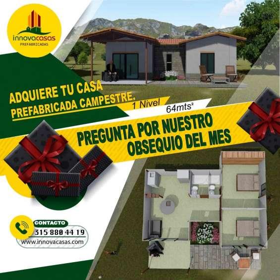Casas modulares,la mejor opcion