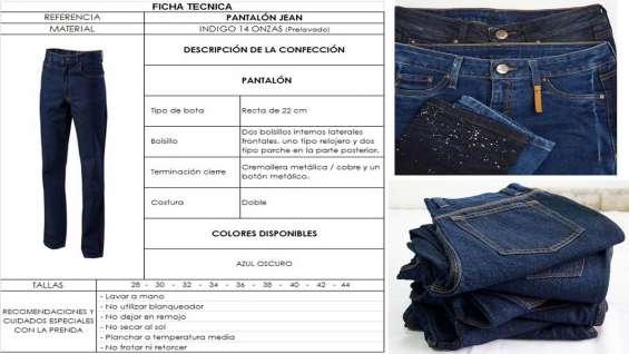 Jeans 14 onzas en bogota