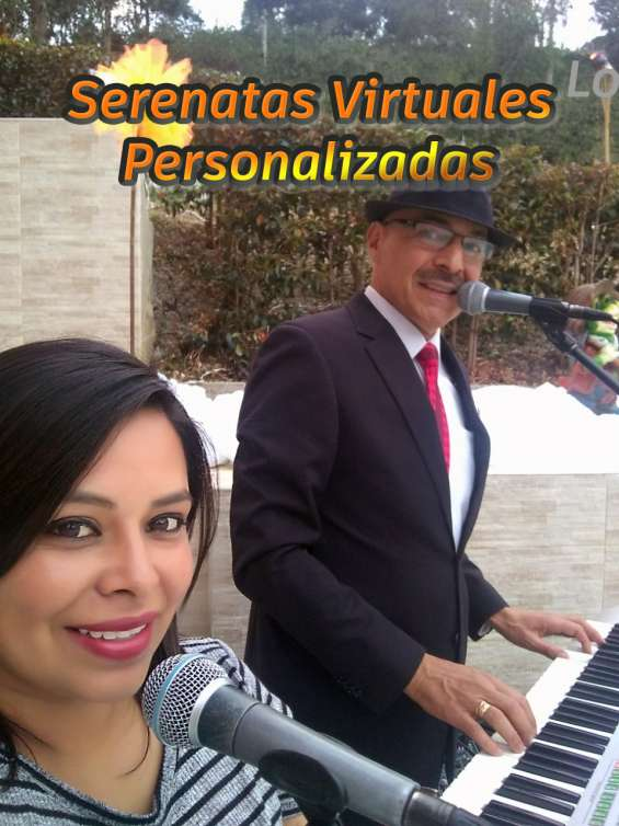 Amenizaciones musicales virtuales daniel galvis