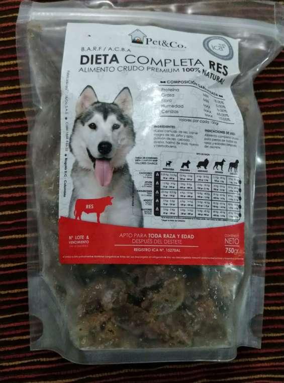 Mascotas comida