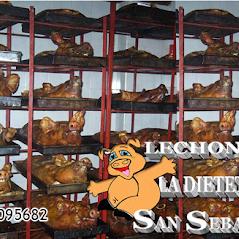 """""""lechona a domicilio"""""""
