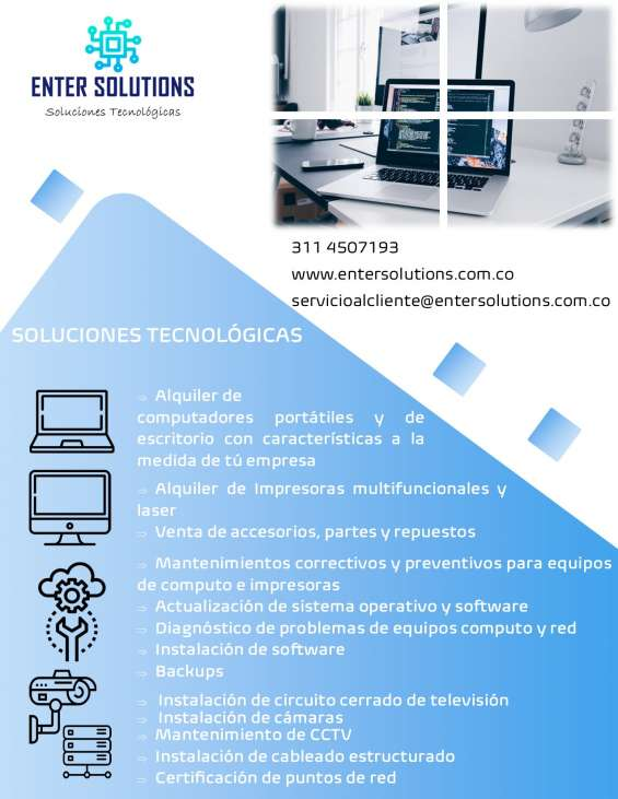 Fotos de Soluciones técnologicas 3
