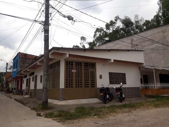 Venta de casa esquinera rentable en villavicencio