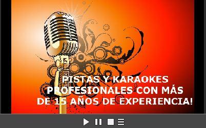 Pistas y karaokes-bogotá